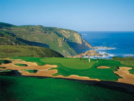 Prestige Golf itinerary