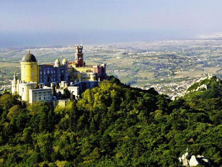 One day in Sintra and Cascais